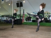 Irish Step Dancers in Action